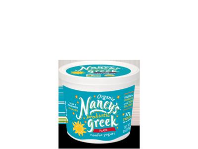 organic probiotic greek yogurt nancy s yogurt