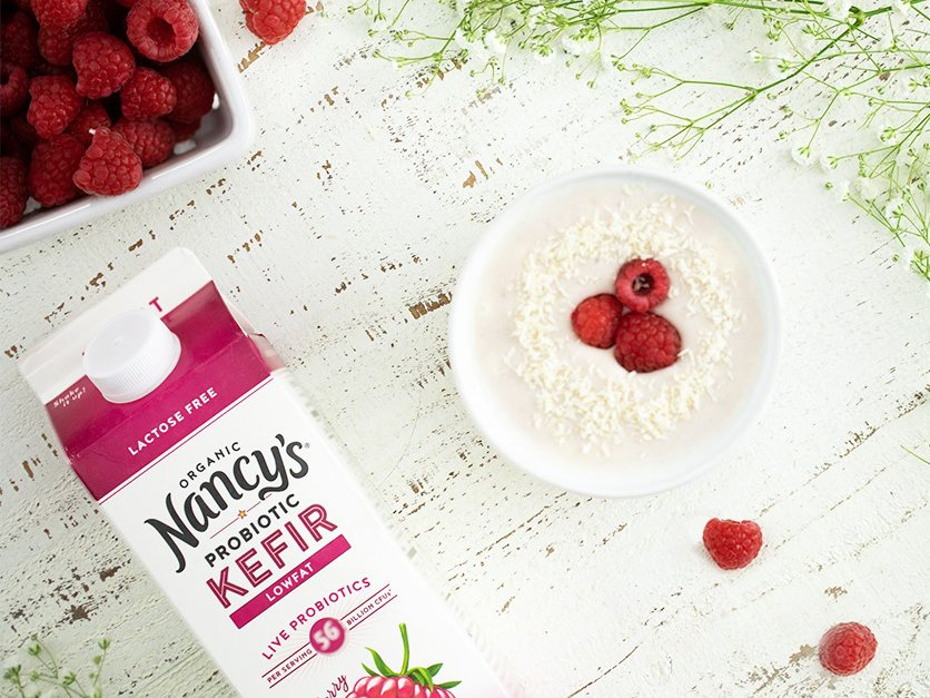 Contact Nancy's Yogurt